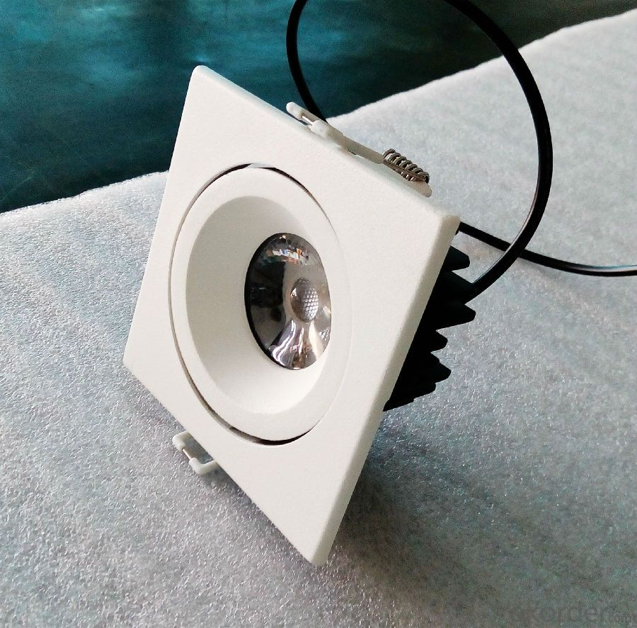 IP65 led cob cree downlight
