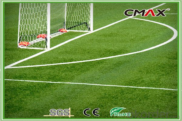 SGS Approved 11000DTEX  PE Monofilament  Yarn Football Grass with High Quality