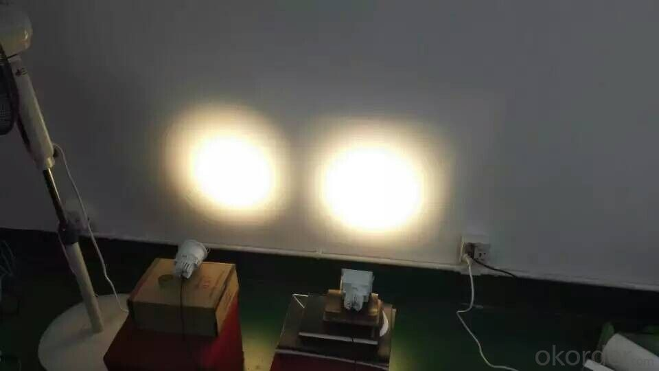led light distribution