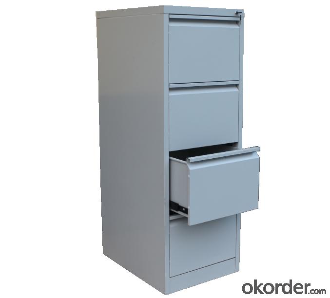 Office Filing Cabinet Drawer Vertical Cabinet 4 Drawer