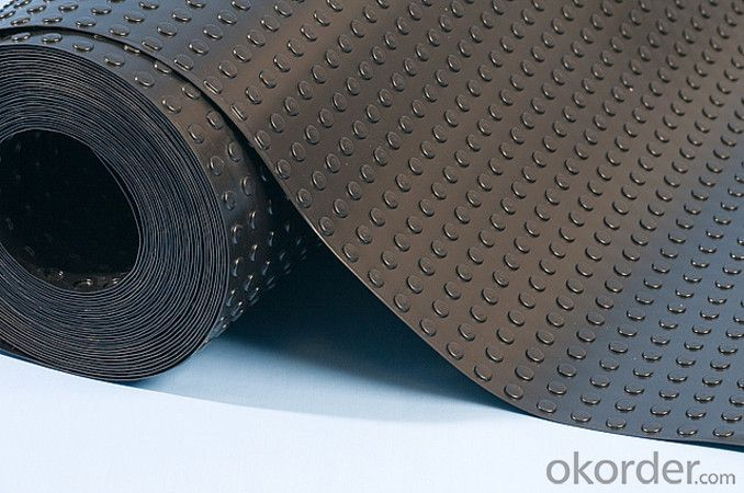 Nonwoven Spunbond Polyester Mat For APP/SBS Waterproof Membranes With Factory Price 2016
