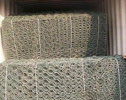 Galvanized Gabion Box & Reno Mattress/PVC Coated Gabion