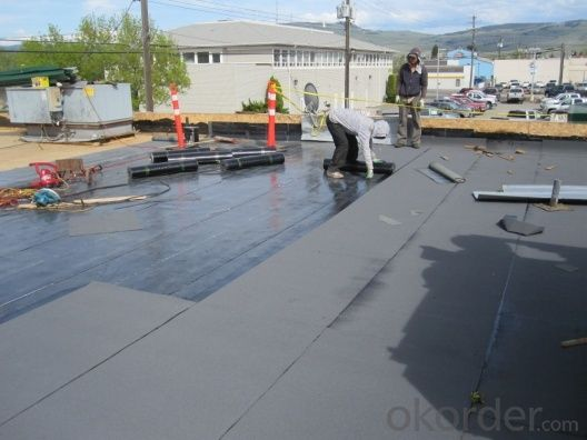 SBS Modified Bitumen Waterproofing Membrane Waterproof Asphalt Membrane With Hot Sale
