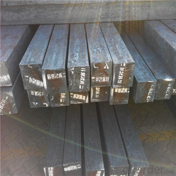 Chrome alloy square steel billet made in China