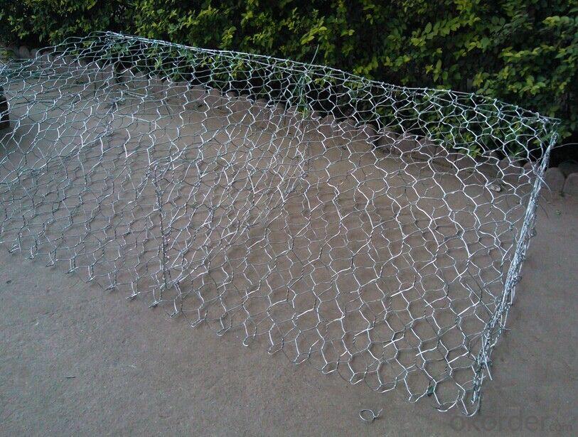Hexagonal Wire Mesh/Hot-Dipped Galvanized Gabion Box/Gabion Mesh/Gabion
