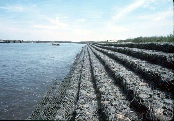 PVC Gabion Box Supplier