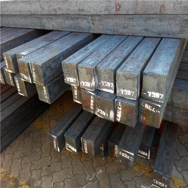 Billet steel from our own mill in good price