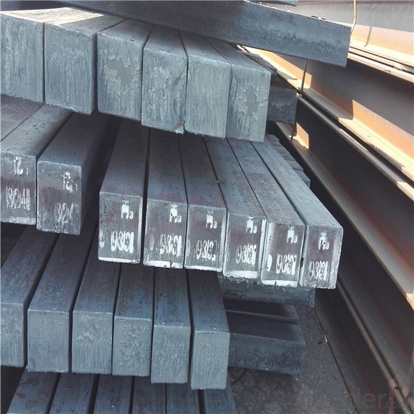 Q235  Q275 square steel billet for sale low price