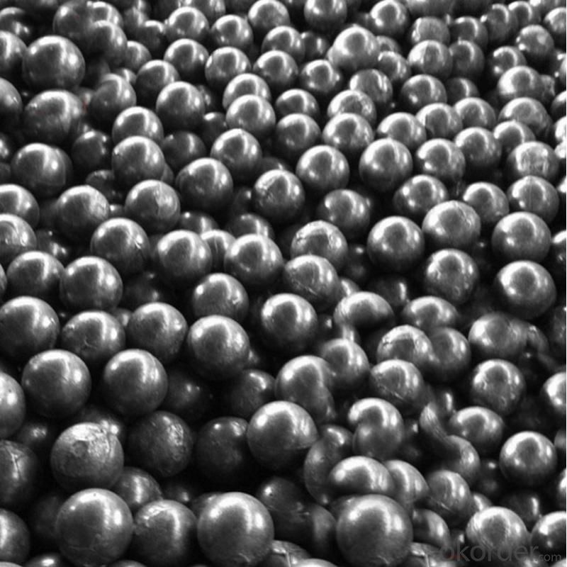 AISI420 All Sizes Steel Shot Stainless Steel Ball