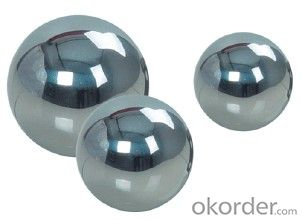 AISI316 Stainless Steel Shot Ball for Grinding