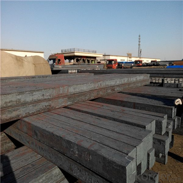 Steel billet from China for sale in good quality