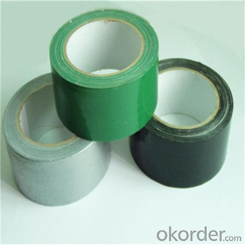Duct Cloth Tape at 150micron/200micron with Strong Adhesion