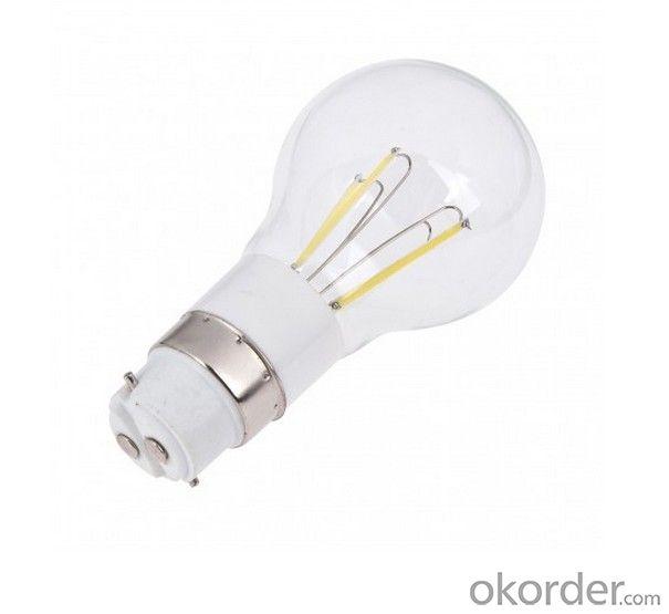 LED FILAMENT LAMP DIMMABLE BULB 4W NEW DEVELOPMENT