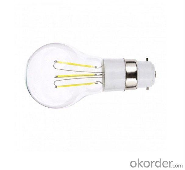 LED FILAMENT LAMP BULB 6W NEW DEVELOPMENT