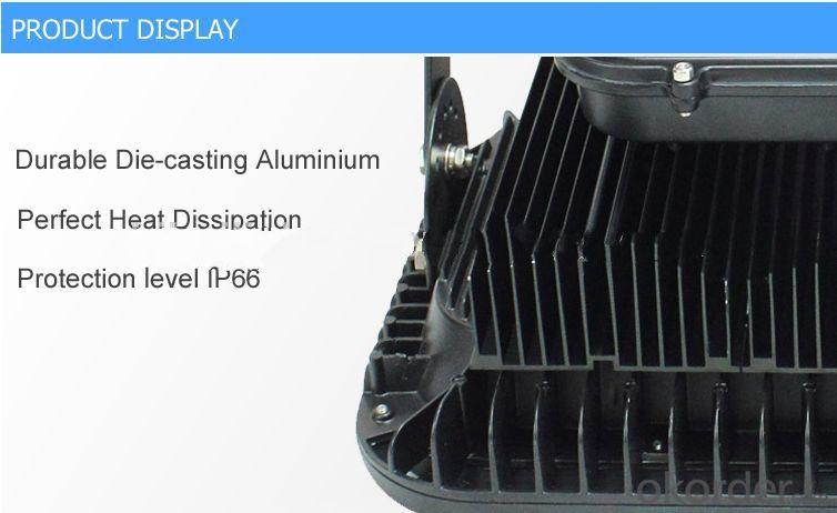 LED Floodlight 150w3 years warranty waterproof dmx512 control high voltage RGB