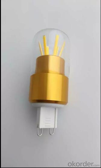 LED FILAMENT LAMP BULB 3W G9 LIGHT NEW COMING