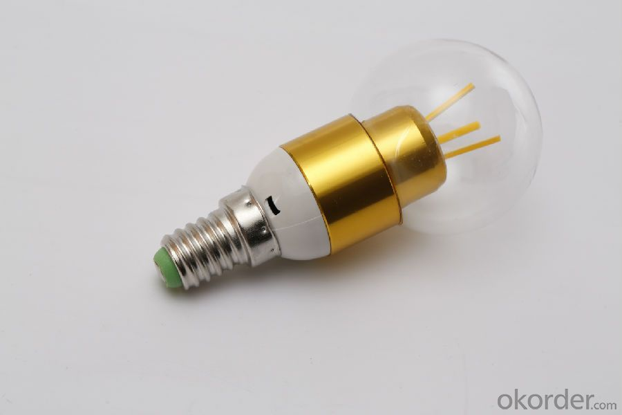 LED FILAMENT LAMP BULB 4W B TYPE NEW DEVELOPMENT