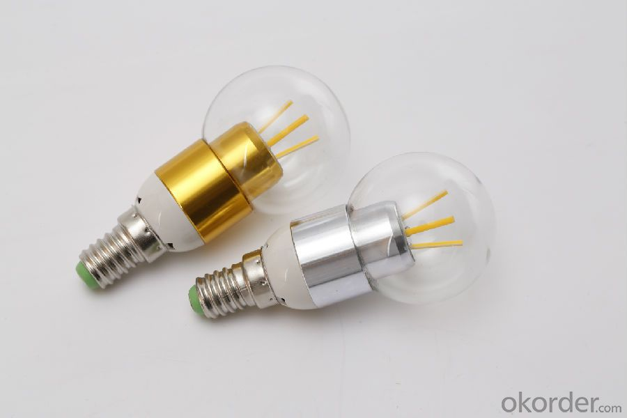 LED FILAMENT LAMP BULB DIMMABLE  3W BTYPENEW DEVELOPMENT