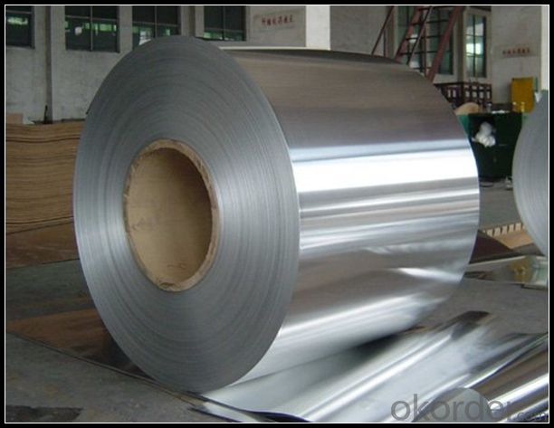 Aluminum Foil for Foil Tape with Good Packing