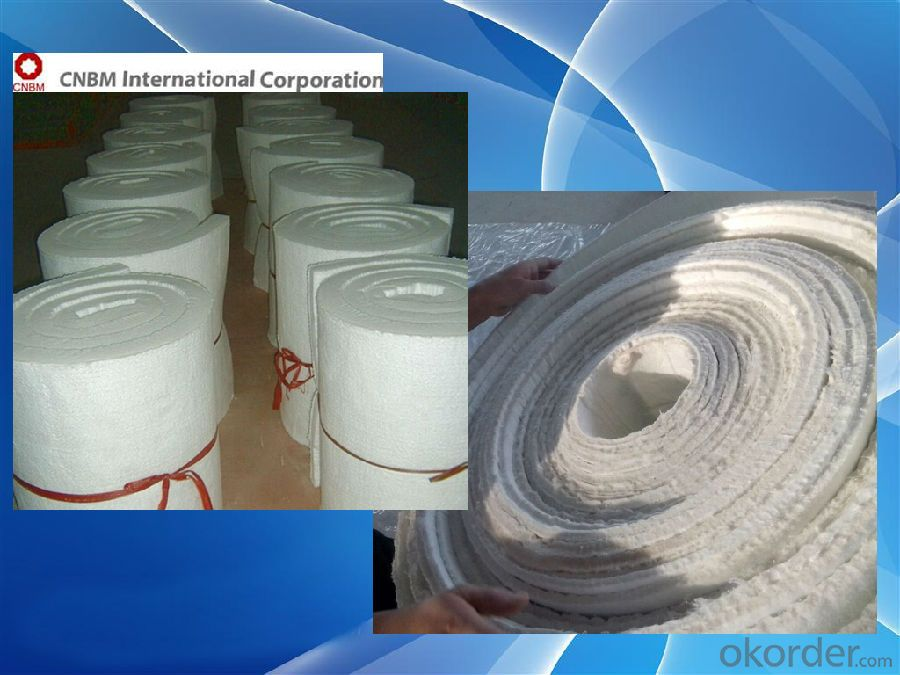 Thermal Building Insulation Aerogel Insulation Felt/Blanket