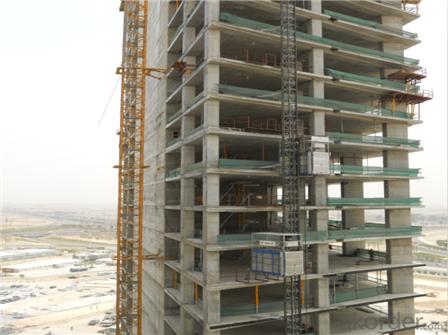 CMAX Brand Building Hoist SC200