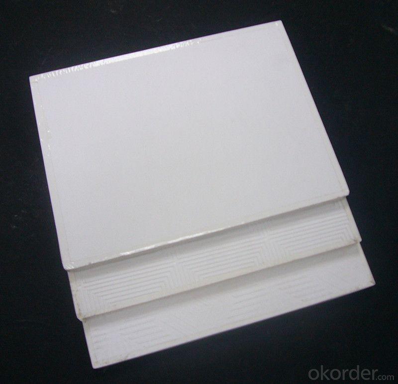 Low Price New Design Laminated PVC Gypsum Ceiling Tiles