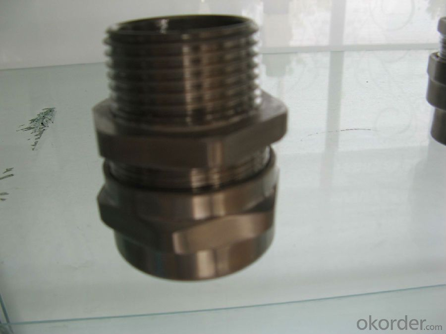 Explosion Proof Thread Pipe Fitting Union,Female Flexible Thread Pipe Joint