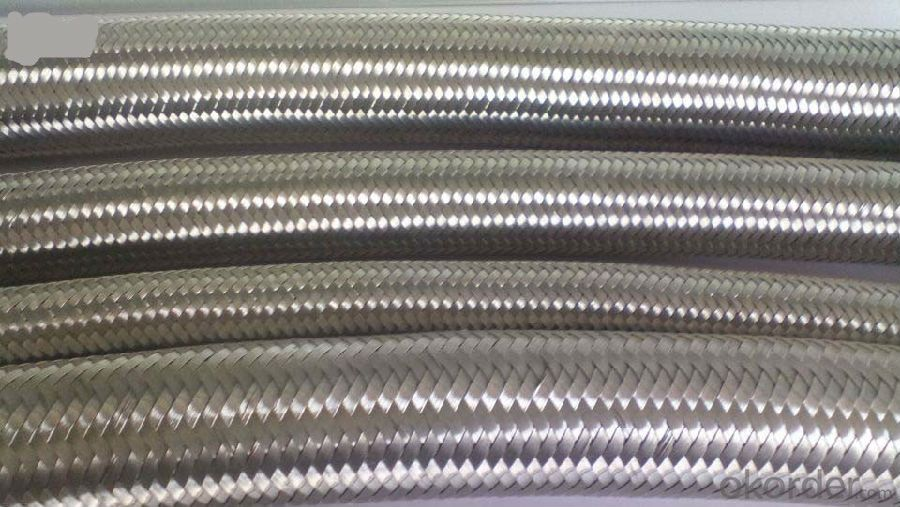 explosion proof Galvanized steel corrugated flexible cable conduit for mine and tunnel