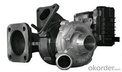 Turbocharger for Ford Transit 130PS 2.2L 96KW/Cv , GTA1749V 753519