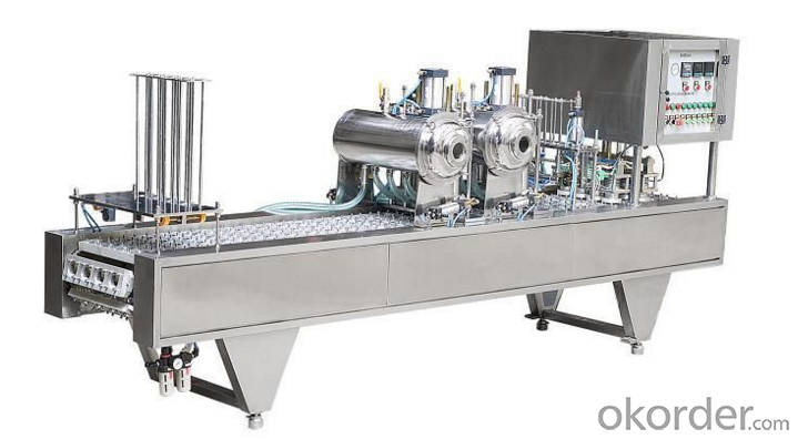 Dryer Machine for Packaging Industry Use