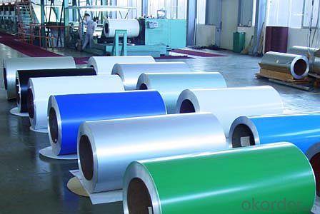 PVDF Coated Aluminium Coil for Making ACP
