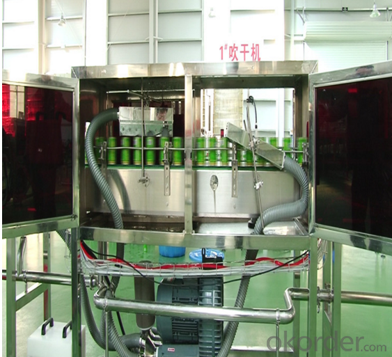 Drinks Filling Machine for Packaging Industry