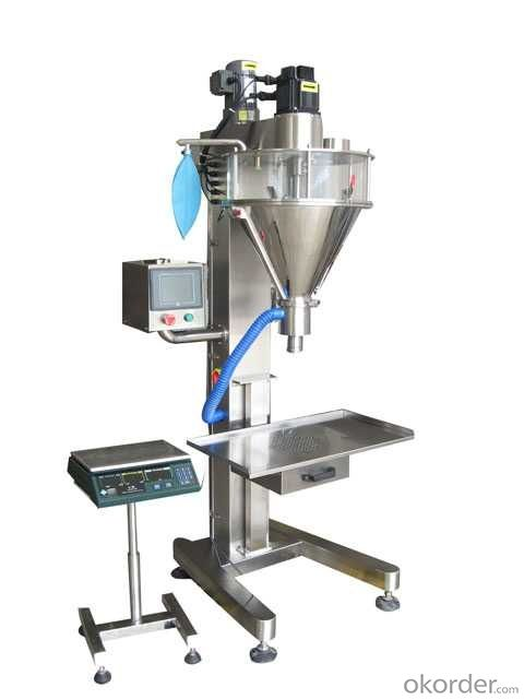 Semiauto Bench Type Viscosity Filling Machine