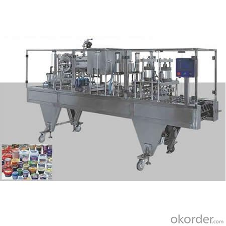 Pistion Filling Machine for Liquid Stand up Type