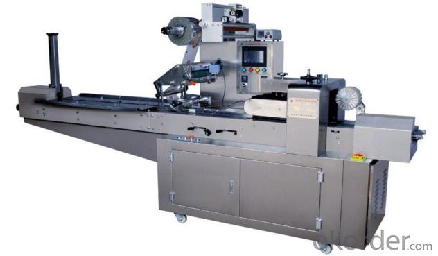 Automatic Granule Packaging Machine for Packaging Industry