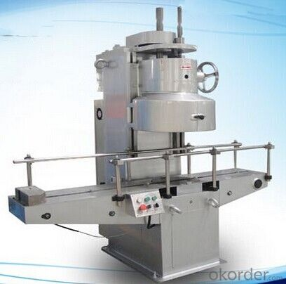 Automatic Can Seamer of Round Can for Packaging Industry