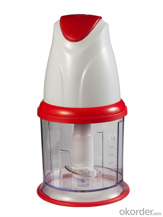 0.5 L Mini Blender DZ-1019 Safety System