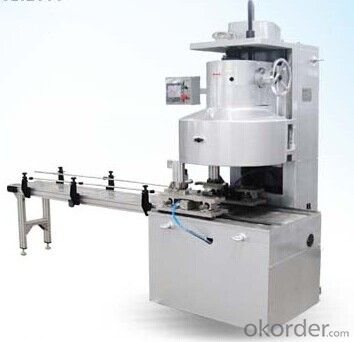 Semi-Automatic Eight-Roller Sealing Machine for Packaging