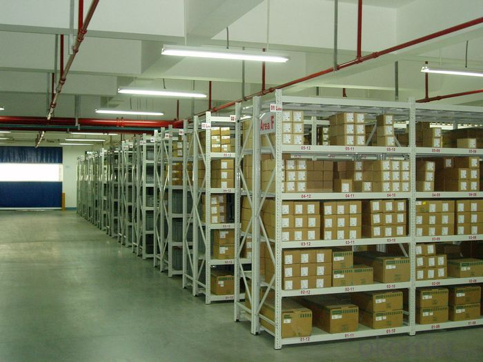 Medium Type Pallet Racking Systems  Warehouse