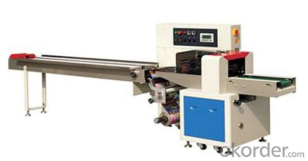 Pillow Packaging Machine for Packaging Industry