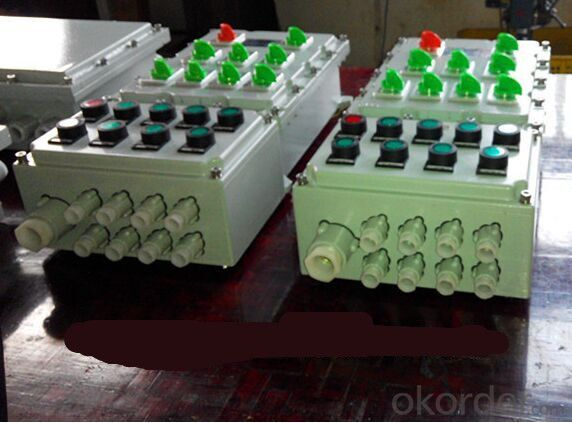 Explosion-proof equipment supply lighting distribution box Ⅱ B distribution box distribution box