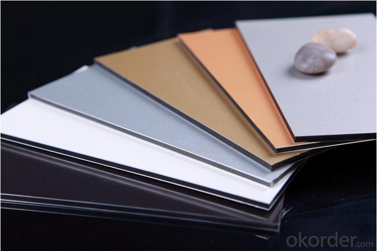 The Fireproofing Aluminium Plastic Composite Panel
