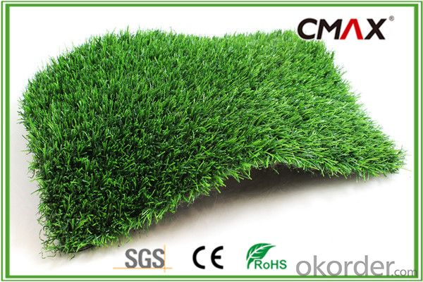Garden Artificial Turf Cheap Landscape Synthetic Grass Environmental Friendly