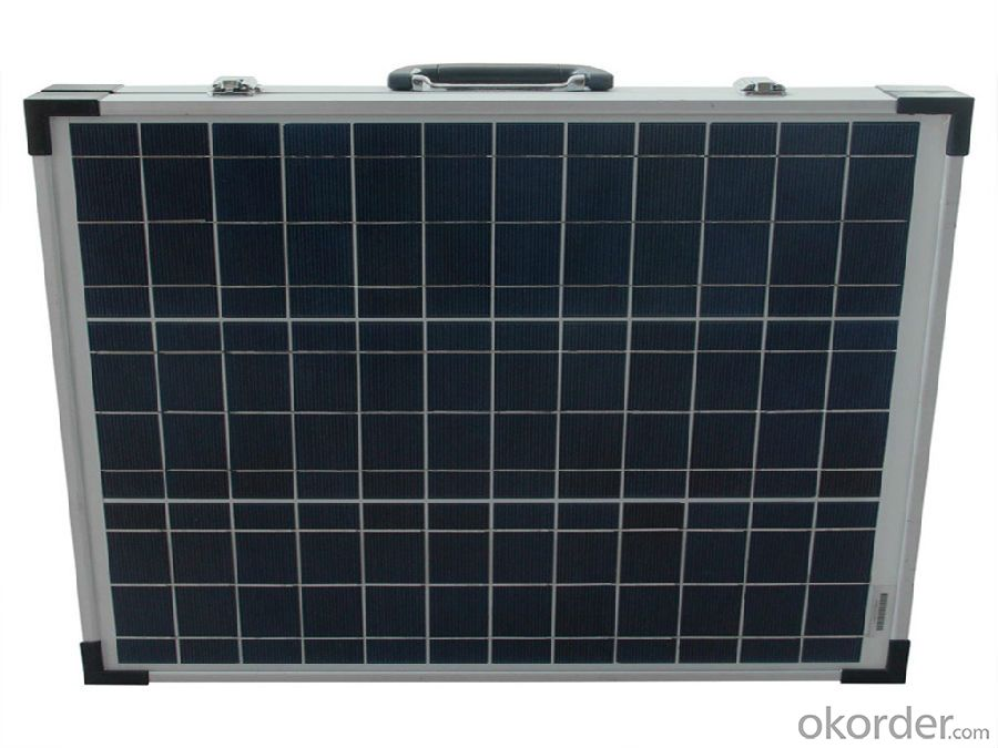 Folding Solar Panel 3*50W for Camping on Sale