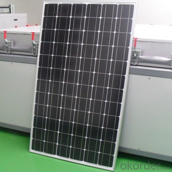 180W Mono Solar Panel Grade A Made in China