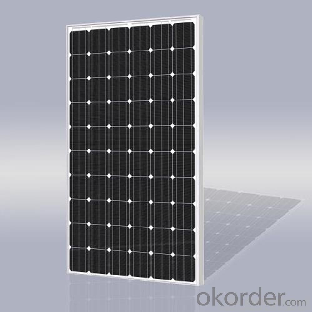 250W Mono Solar Panel Grade A Made in China