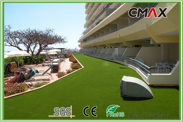 Natural Decorative Landscaping Artificial Turf