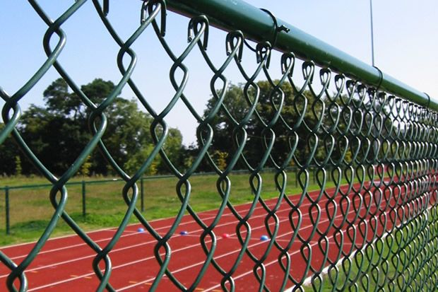 Chain Link Fence (PVC & Galvanized)