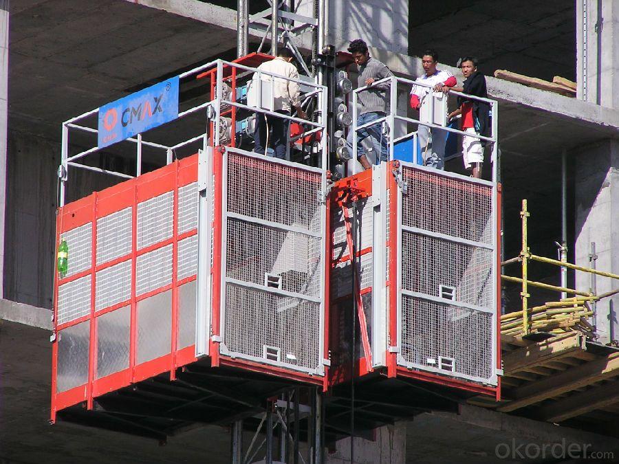Construction Lifting Hoist  2016 China  Construction Elevator