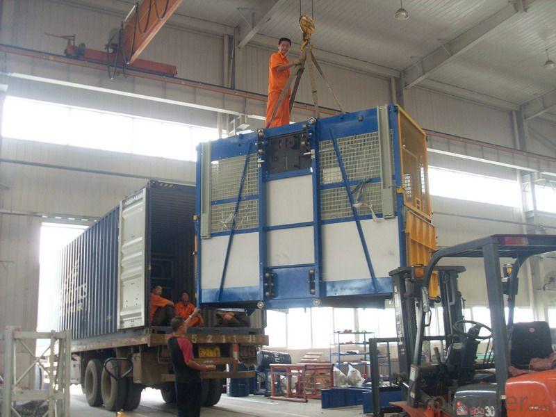 Building Lifting Hoist SC Series General Hoist CE